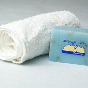 organic soaps, water of civita, Civita di Bagnoregio